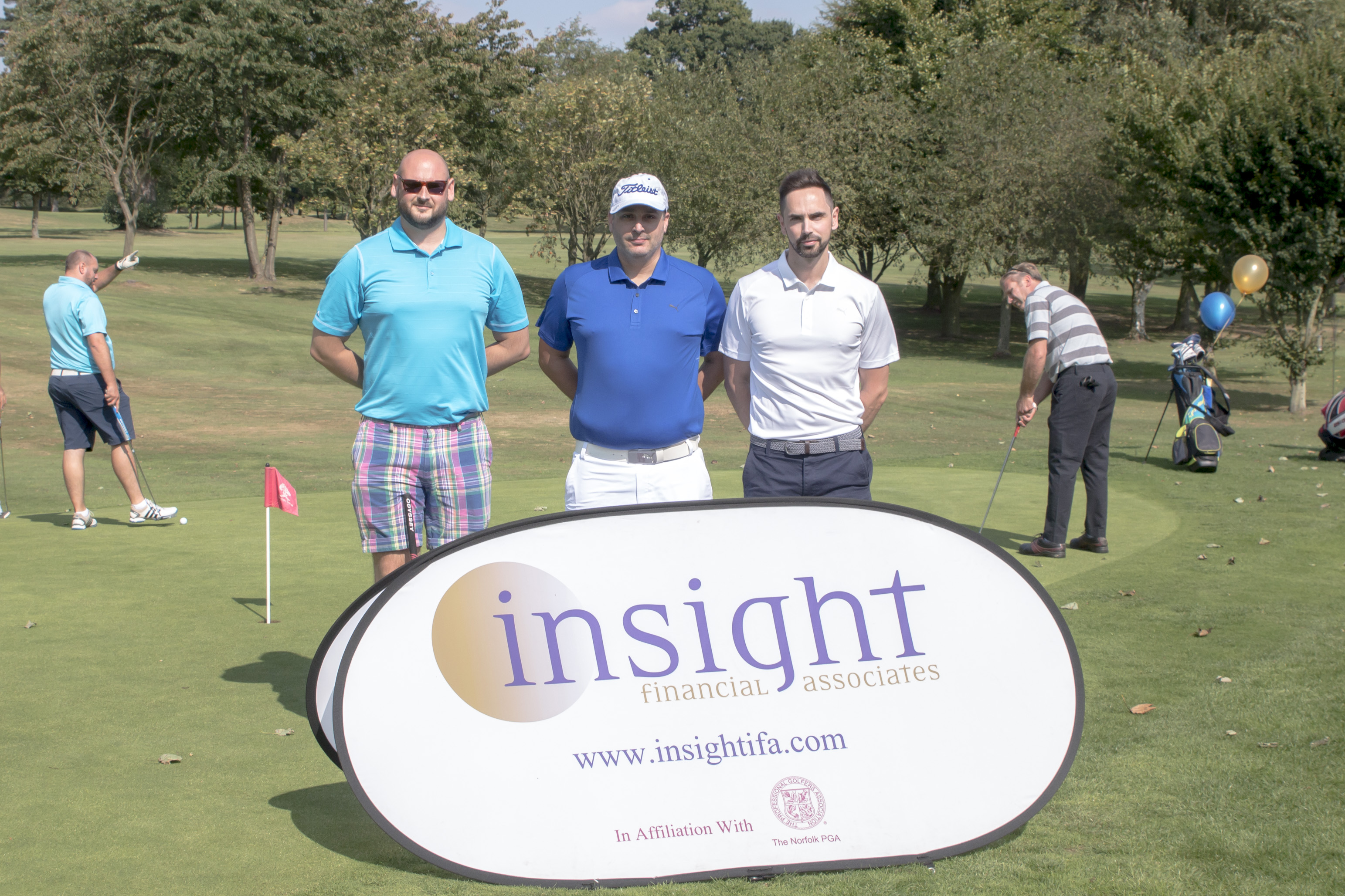 Insight Charity Golf Day-907