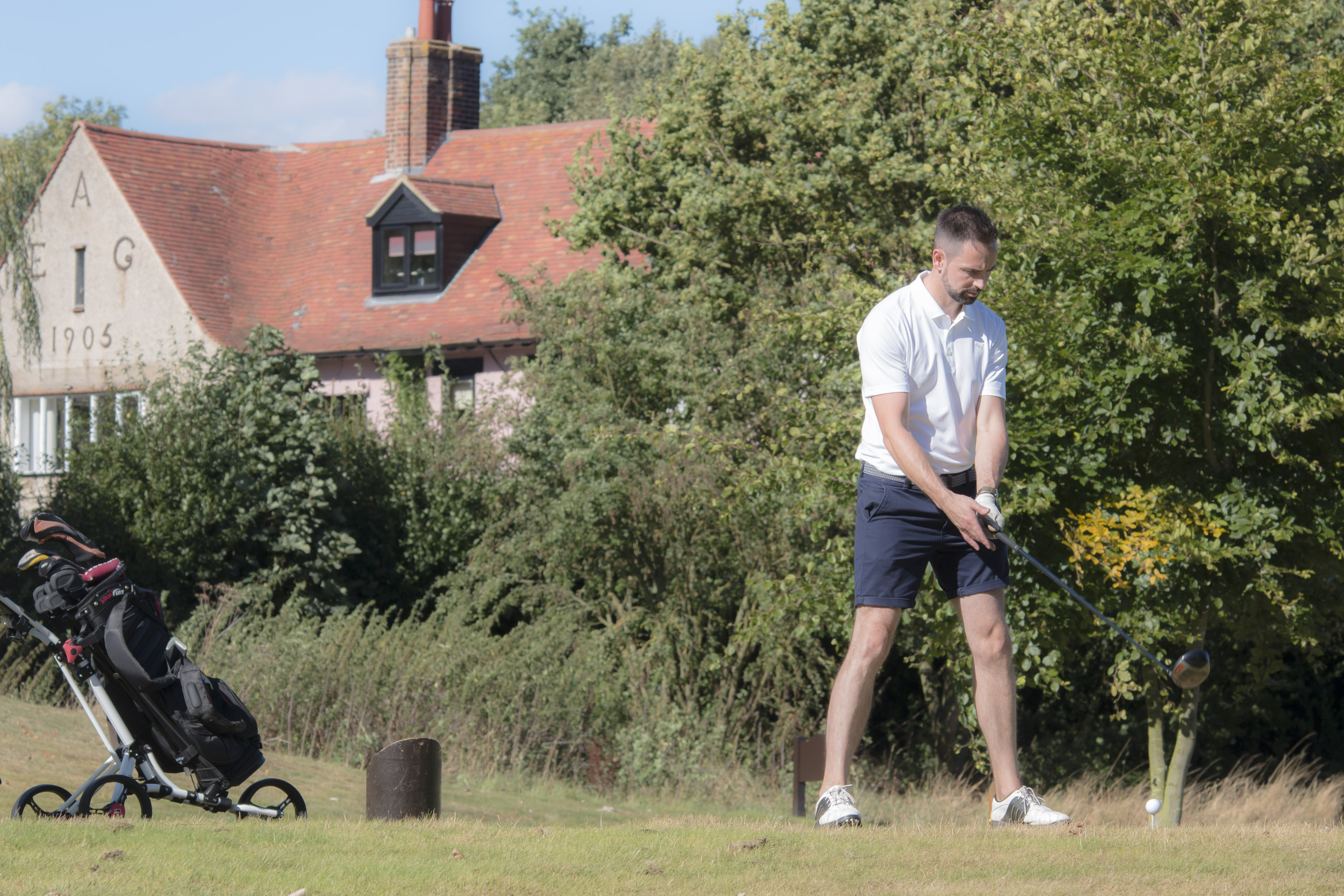 Insight Charity Golf Day-70