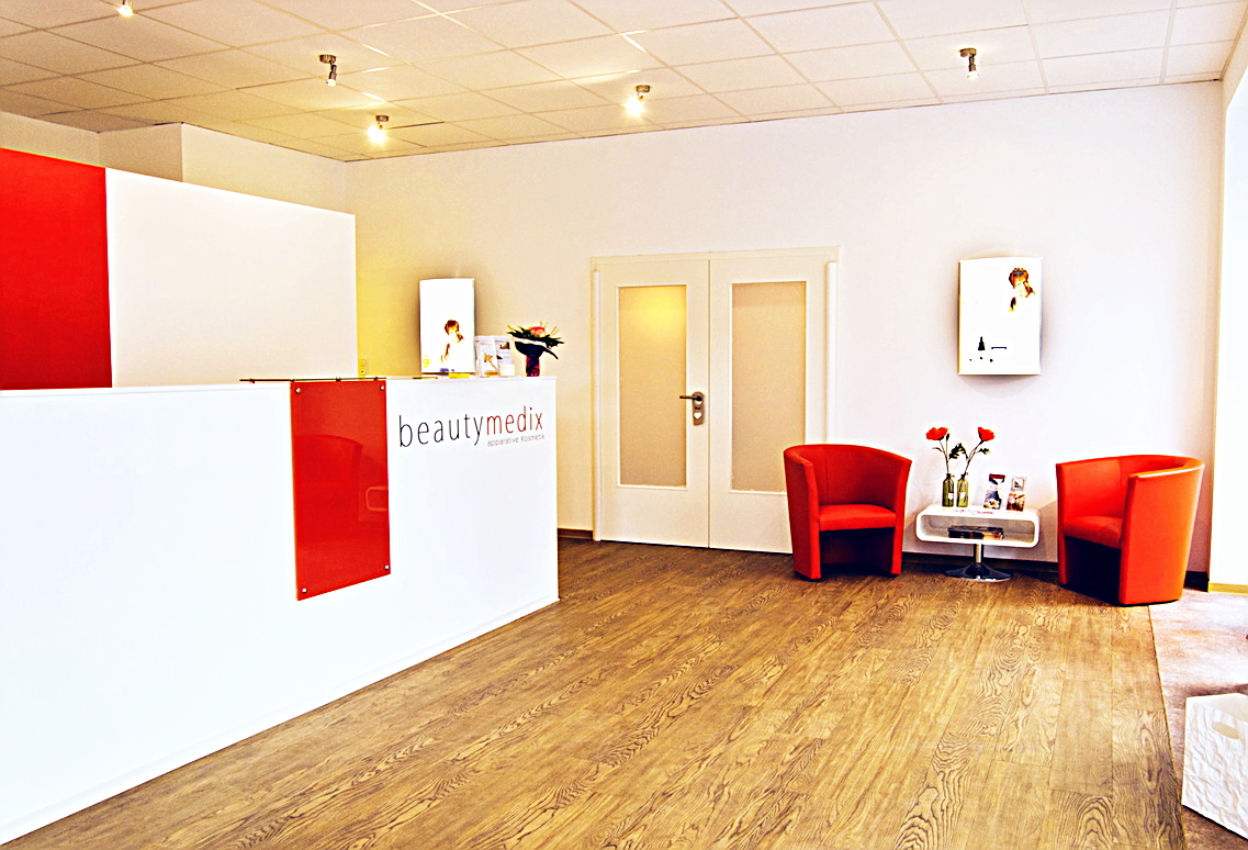 Empfang beautymedix in Lübeck