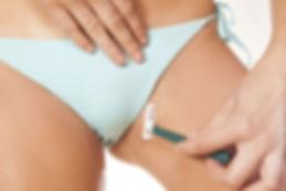 Dauerhafte Haarentfernung Bikinizone
