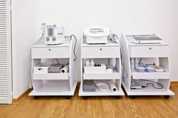 Geräte für medizinische Kosmetik