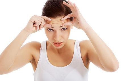 Stirnfalten mildern bei beautymedix in Eutin