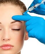 Botox im Kosmetikstudio