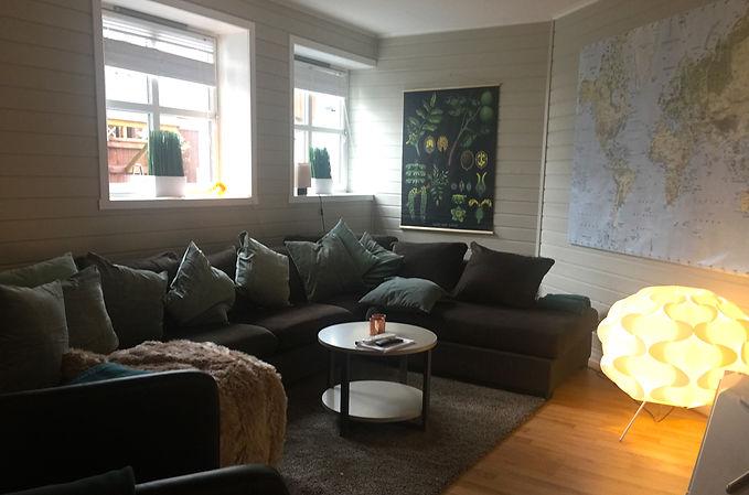 Felles stue for hybel leiligheter(test)