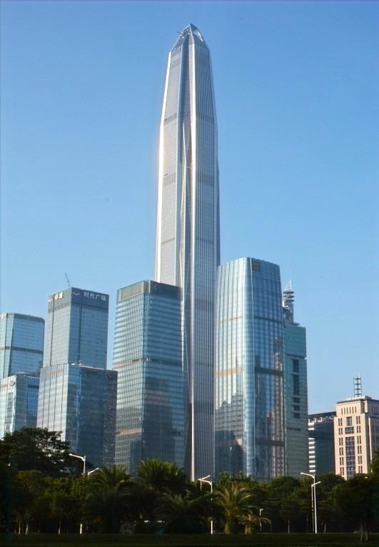 4.Ping An Finance Center