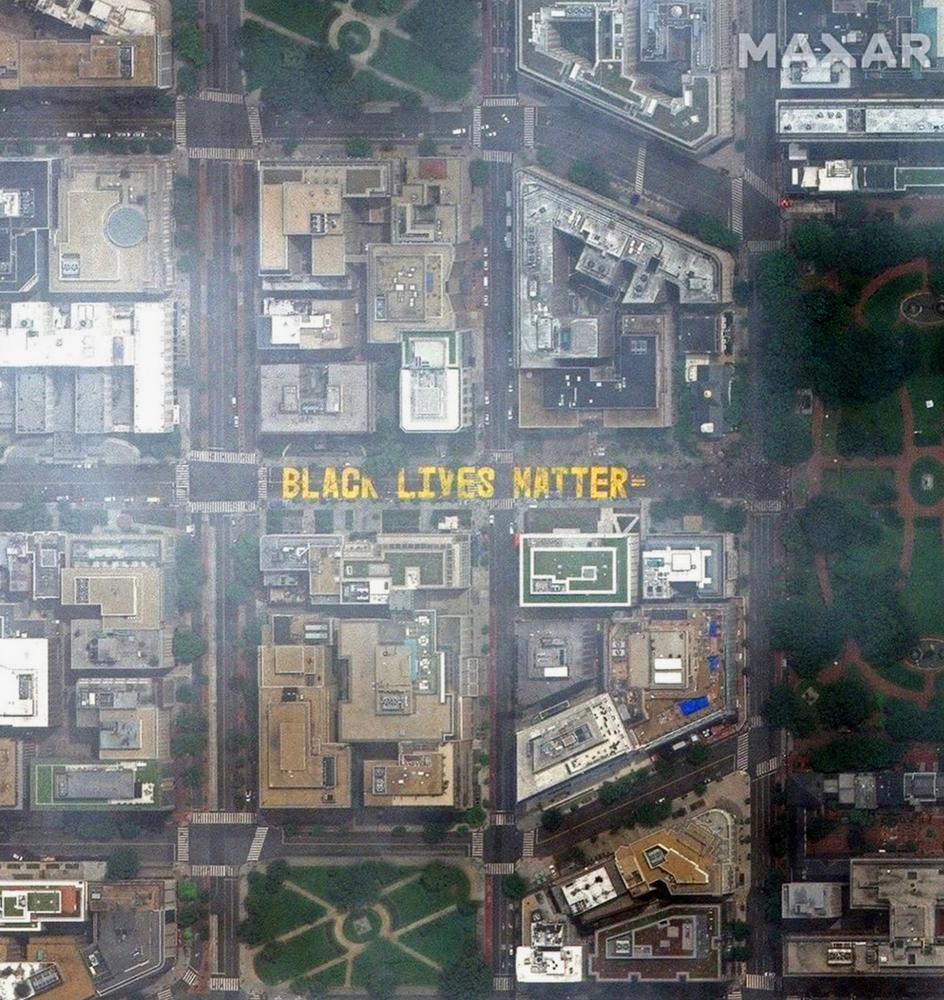 Black Lives Matter-Washington