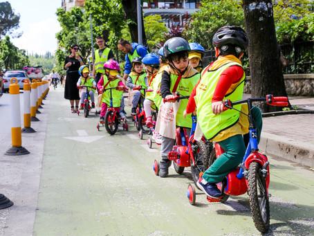 Acciones para mejorar las calles: