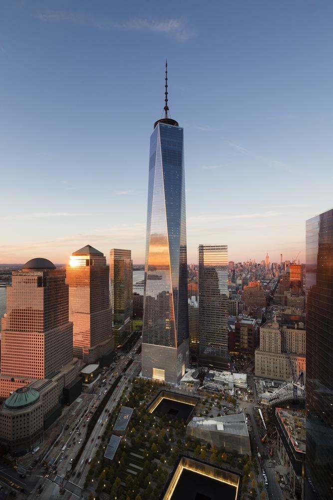 6.One World Trade Center