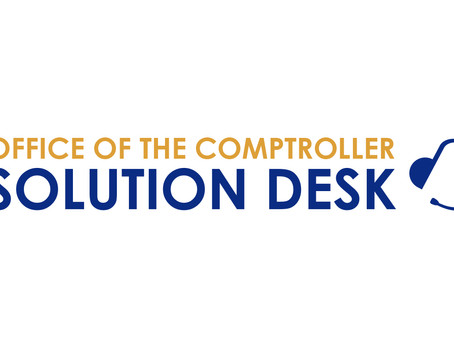 CTR Solution Desk is open for business