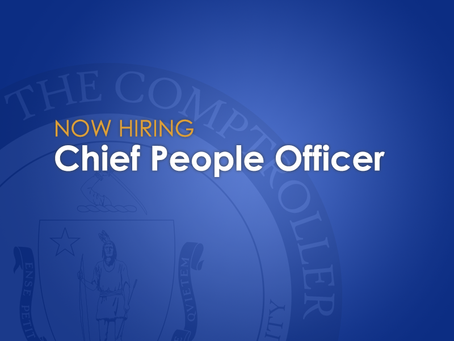 Now Hiring! Chief People Officer