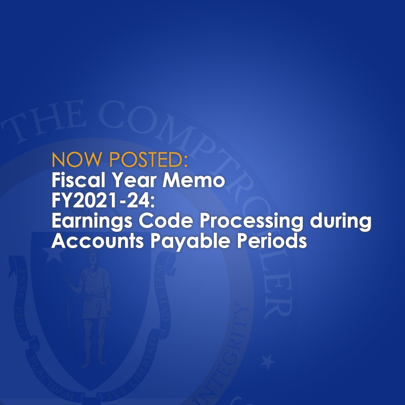 Fiscal Year Memo header for FY2021-24