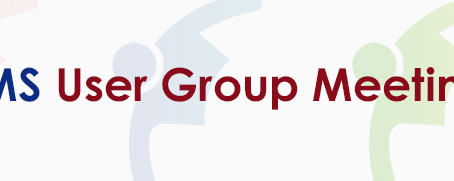 Next HR/CMS User Group Meeting