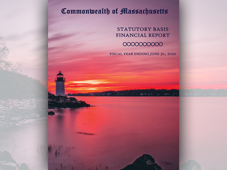 Office of the Comptroller Issues Fiscal Year 2020 Statutory Basis Financial Report