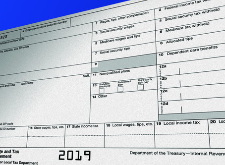 Digital W-2 for paperless employees
