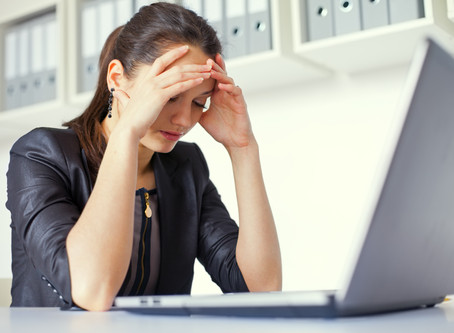 45 - What Does Tired Look Like? Adults Misbehave When Stressed, too