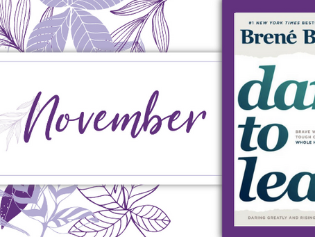 Episode 24: Dare to Lead by Brene Brown- Book Club
