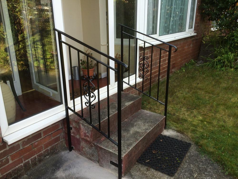 Decorative handrails