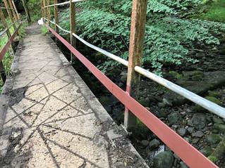 Bridge alterations