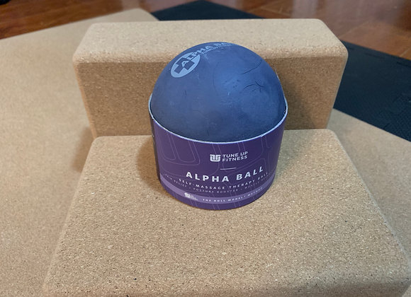 Yoga Tune Up ALPHA Therapy Ball