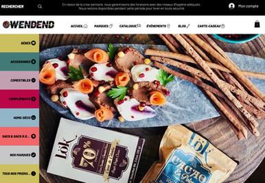 Site merchand Wendend