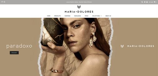 Site merchand Maria Dolores
