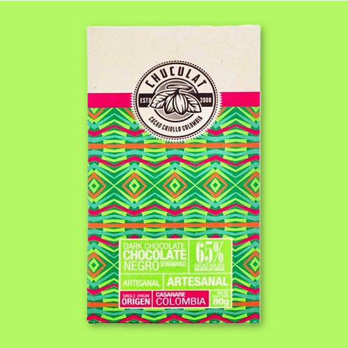 Tablette Chuculat 65% cacao