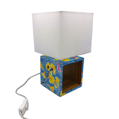 Lampe guayacan