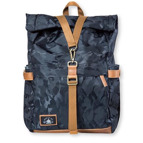 Biker backpack Cammo dark