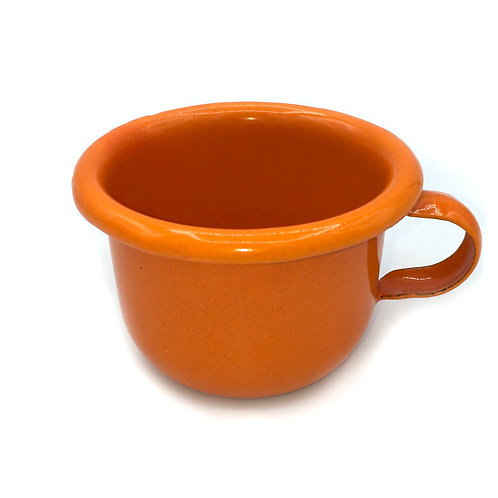 Mini tasse orange