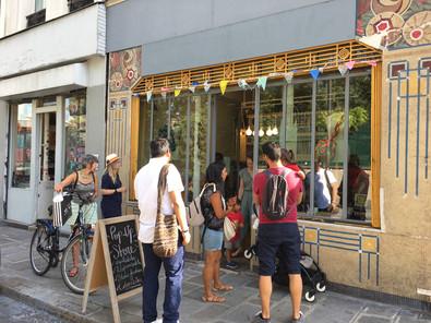 façade  boutique Wendend