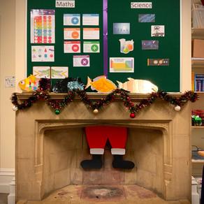 Christmas Creativity in KS3