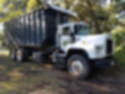 Berry Demoliton Inc Dump Truck