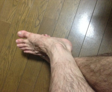C'est le pied !
