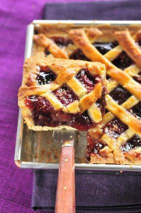 La tarte à la confiture de figue maison de 750g.com, on dit… miam miam !