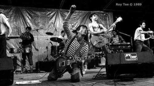 Mano Negra fotografie: Roy Tee © 1989 credits required
