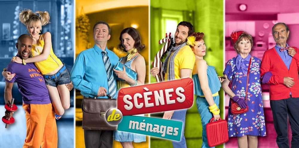Scènes de ménage