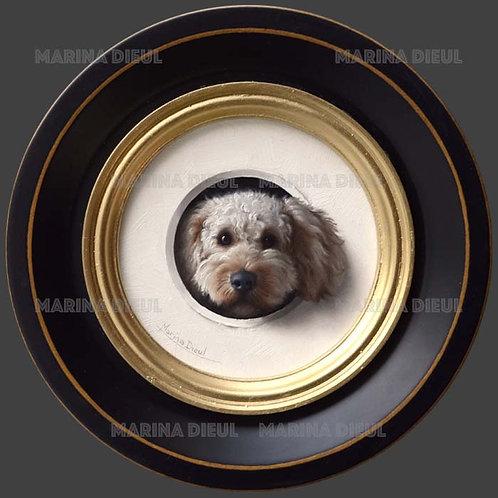Oscar (Portrait Commission )