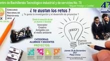 Concurso Nacional de Prototipos 2018 Etapa Local