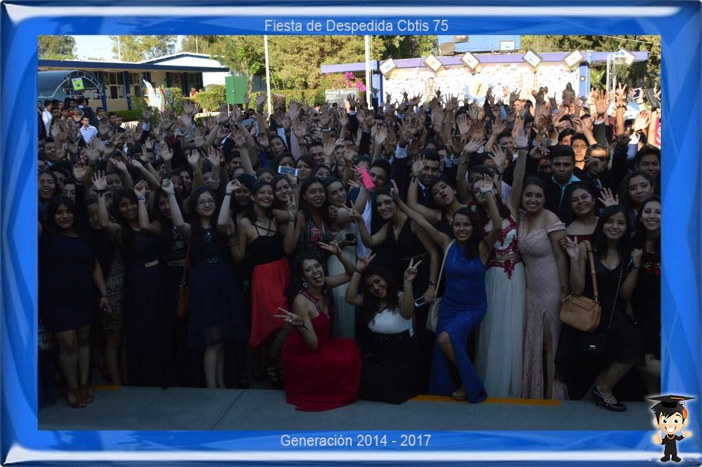 Despedida Generación 2014-2017