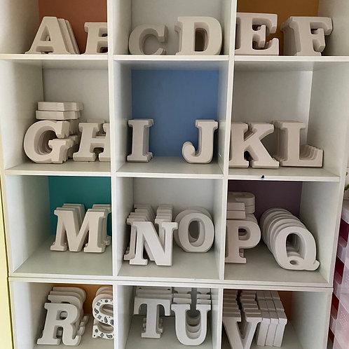Letters (A-Z) - Alphabet