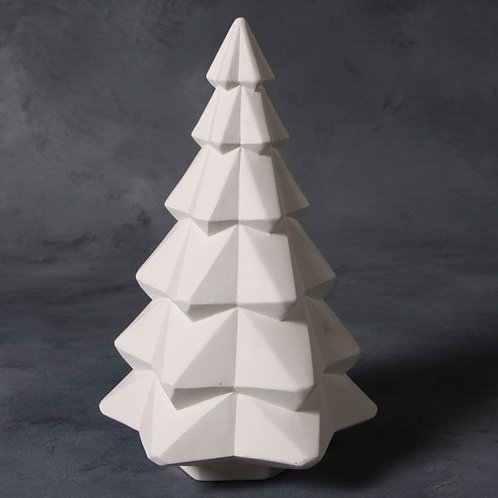 Faceted Christmas Tree (Large)