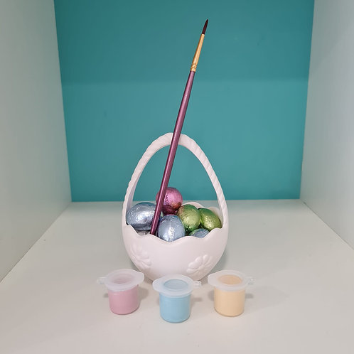 Egg Basket KIT (With Paints)