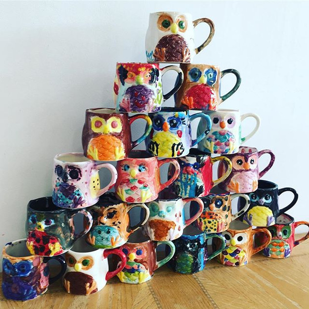 __ A parliament of owls 🦉 🦉 ___These o