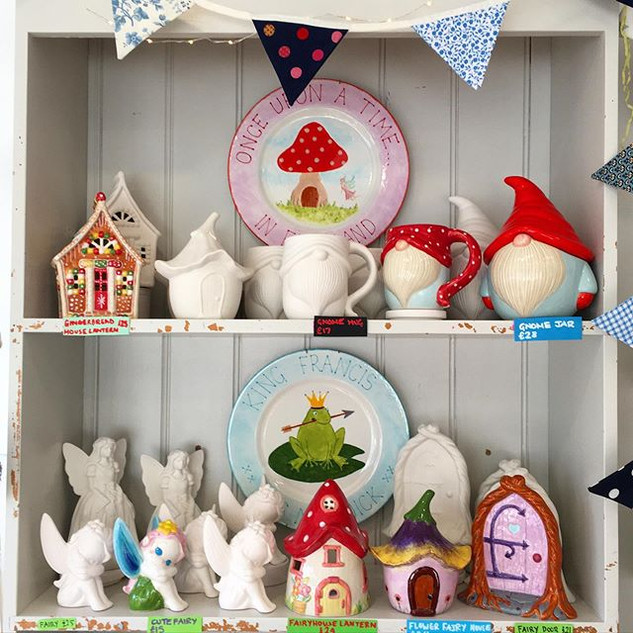 We have lots of lovely fairytale inspire