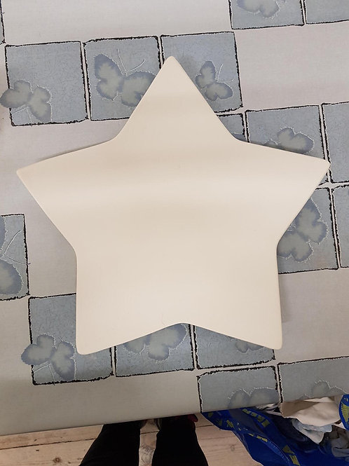 Large Star Plate