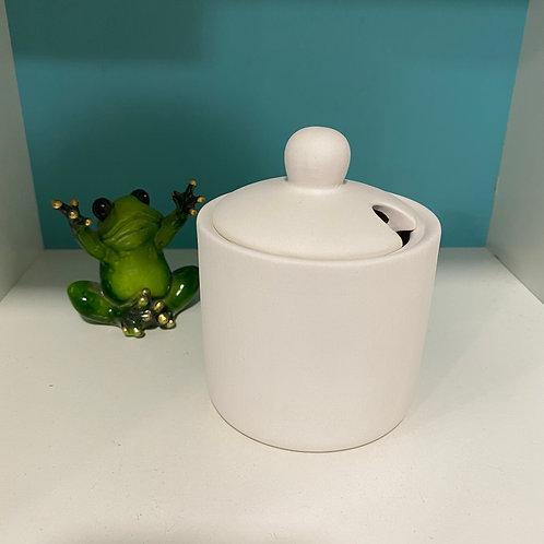 Sugar Pot (with lid)