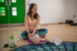 Baby yoga moves and poses