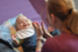 What is baby yoga?