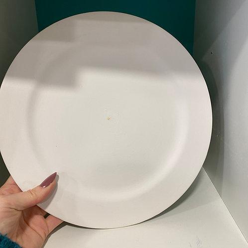 Rimmed Plate 25.5cm