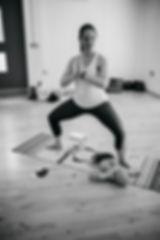Postnatal Yoga with Susan